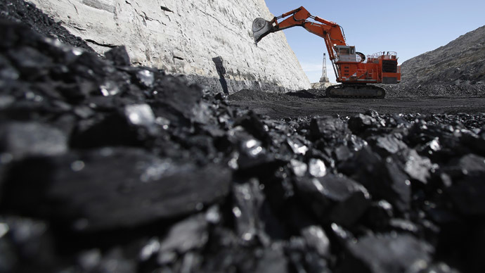 Energy-pinched Ukraine orders 1mn tons of coal from South Africa