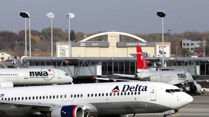 The Minneapolis St.Paul International Airport in Minneapolis, Minnesota (Reuters/Eric Miller)