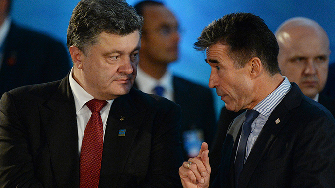 NATO to give Ukraine 15mn euros, lethal and non-lethal military supplies from members