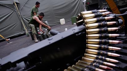 Armed citizen militias build up along US-Mexico border