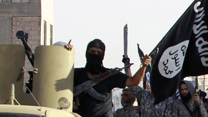 ​British ISIS women form 'sharia police' force – report