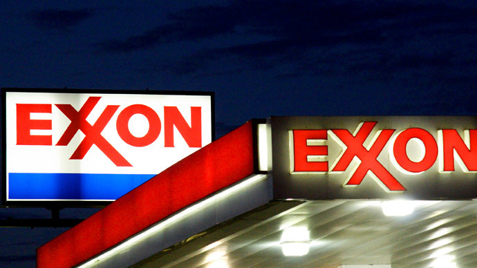 ​US, EU to ban Exxon, BP and Shell from oil exploration in Russia – report