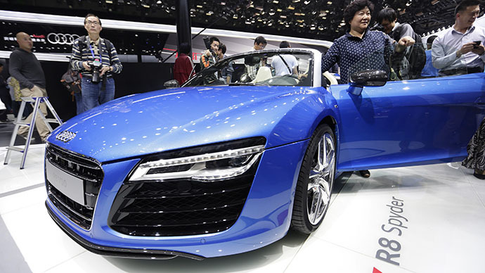 China Fines Chrysler Audi 46mn For Price Fixing Rt