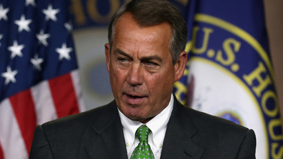 Speaker of the House John Boehner.(AFP Photo / Mark Wilson)
