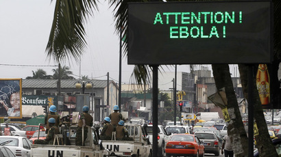 US to send 3,000 troops to Africa to fight... Ebola crisis
