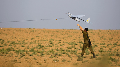 Israel Shoots Down Syrian Aircraft Over Israeli Controlled