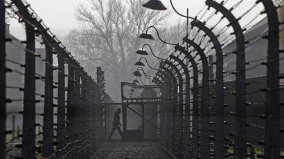 Nazi 'Arbeit macht frei' sign stolen from Dachau concentration camp