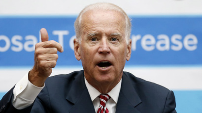U.S. Vice President Joe Biden (Reuters/Jim Young)