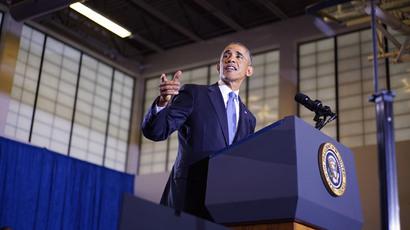 No data on ISIS plots against US – Obama