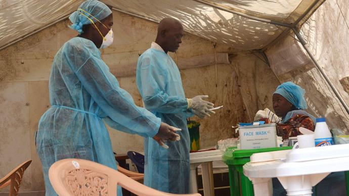 Ebola epidemic spawns black market in survivors' blood