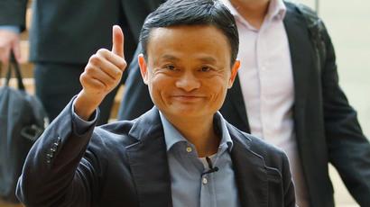 Alibaba founder Jack Ma (Reuters / Edgar Su)