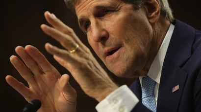 U.S. Secretary of State John Kerry.(AFP Photo / Alex Wong)