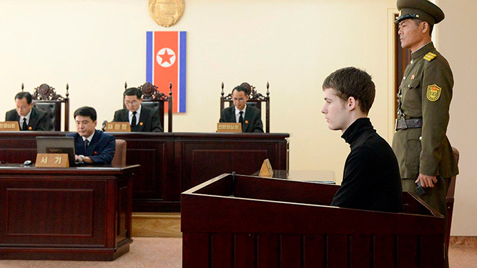 Wanted to be second snowden n korea accuses jailed us for Bureau 38 north korea