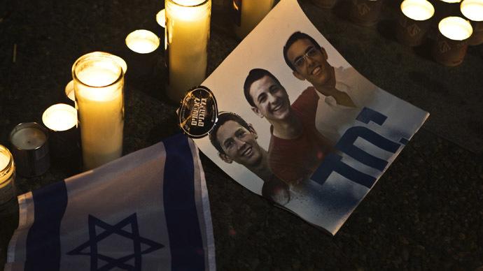 IDF: Suspects in 3 Israeli teens' kidnapping killed
