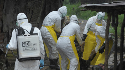 Ebola diagnosed in US for first time – Center for Disease Control