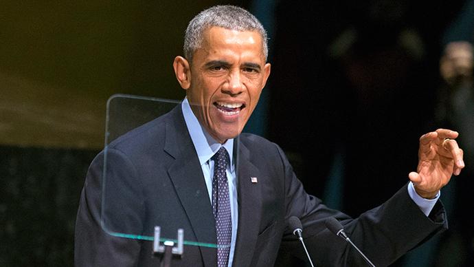 U.S. President Barack Obama (Reuters / Adrees Latif)