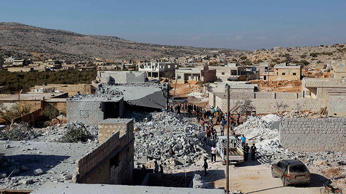 New US-led airstrikes hit Syrian territory – monitor