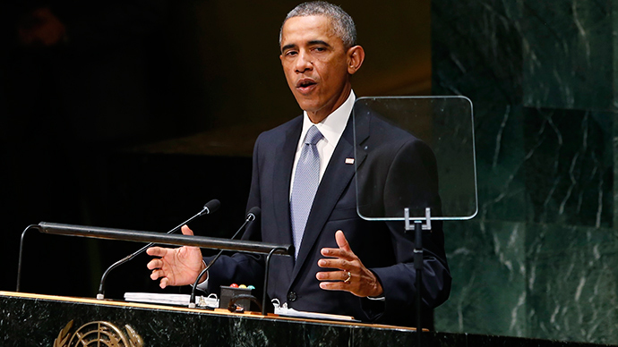 Obama: ISIS must be destroyed, there will be no negotiations