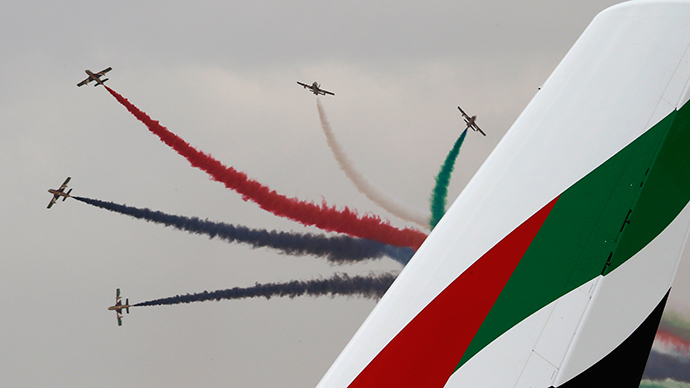 First female UAE fighter pilot joins anti-ISIS mission