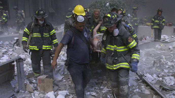 Three 9/11 first responders died of cancer on the same day