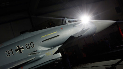 Eurofighter Typhoon.(Reuters / Michaela Rehle)