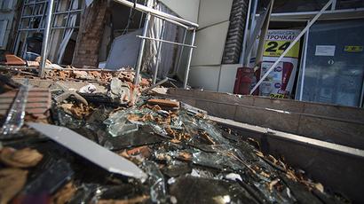 9 killed, 30 injured in shelling in Donetsk, E. Ukraine, school hit