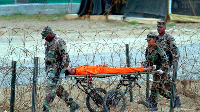 US wants Guantanamo force-feeding hearing to stay secret