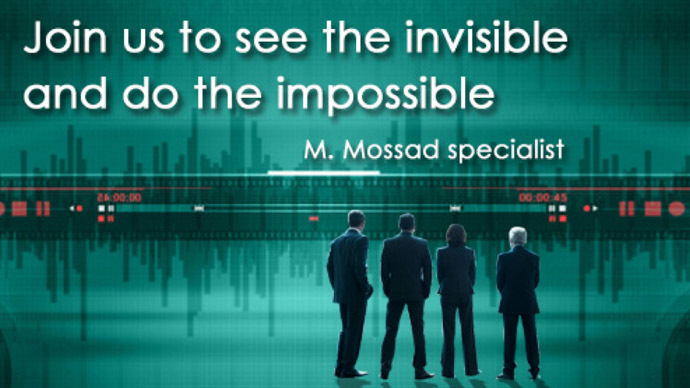 'Join the invisible to make the impossible': Israel's Mossad now recruits agents online