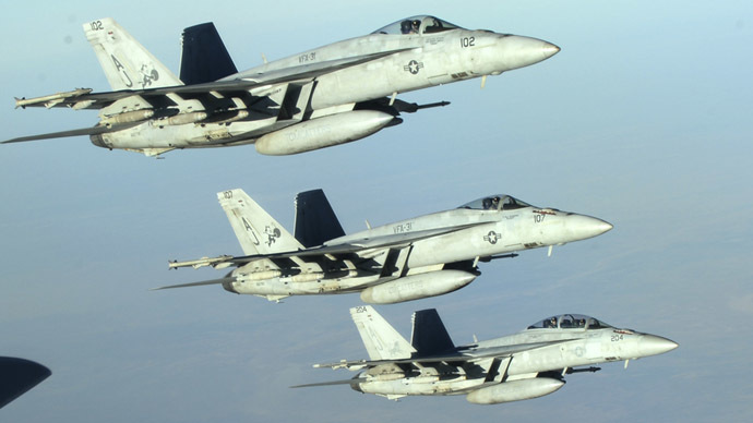'Lack of intelligence': US airstrikes in Syria, Iraq could lead to high civilian casualties