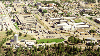 Aerial view of Los Alamos National Laboratory (Photo from Wikipedia.org)