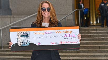Islamophobic Hitler ads appear on San Francisco buses