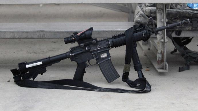 gun making machine