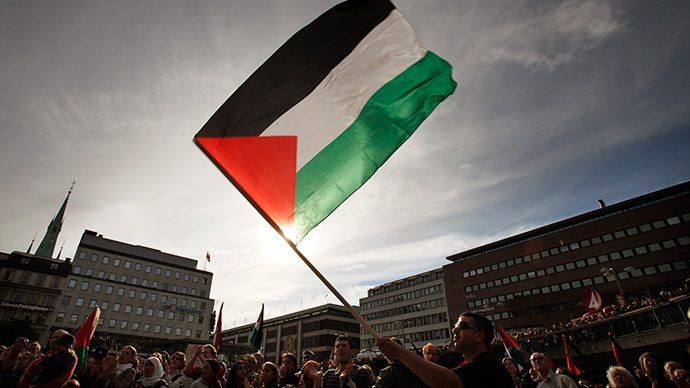 Sweden plans to recognize palestine to kick start talks ambassador