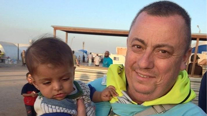 Ex-Gitmo detainee offered to help free beheaded UK hostage Alan Henning