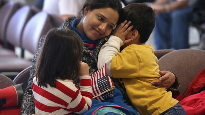 Record 61.8 mn US residents don't speak English at home