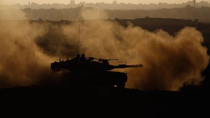 Reuters / Amir Cohen