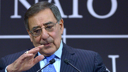 U.S.' Secretary of Defense Leon Panetta.(Reuters / Eric Vidal)