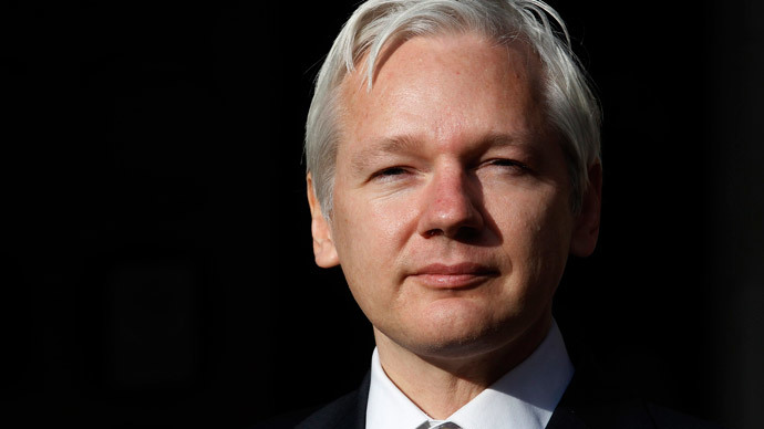 Assange accuses Australian govt of 'misrepresenting nature of interception'