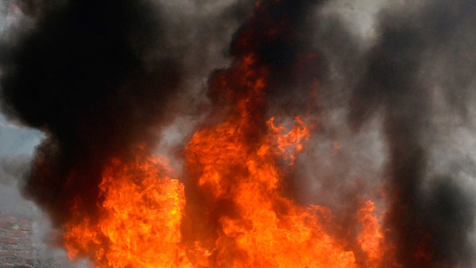 500 Lb Body Causes Fire At Virginia Crematory Rt America
