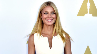 Actress Gwyneth Paltrow.(Reuters / Kevork Djansezian)