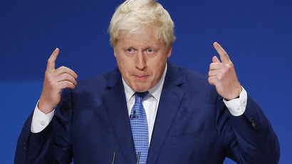 London Mayor Boris Johnson (Reuters / Darren Staples)