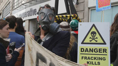 Fracking companies could bury 'any substance' under homes