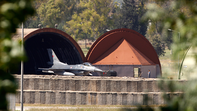 Turkey allows US to use its bases for anti-ISIS operations - officials