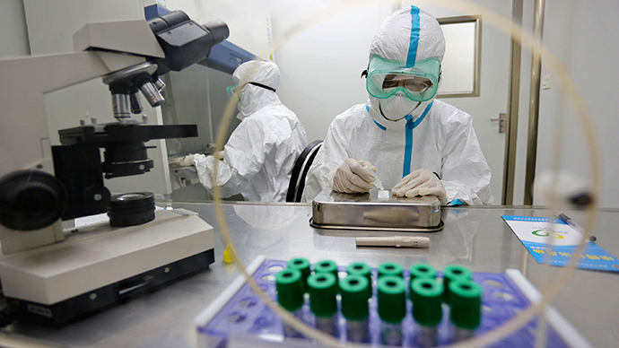 70-90% efficiency: Russia to send Ebola vaccine to W. Africa in 2 months