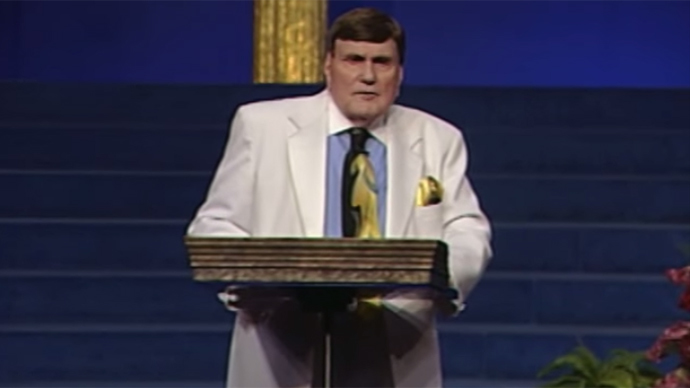 televangelist pastor accused of forcing vasectomies and abortions on church members  u2014 rt america