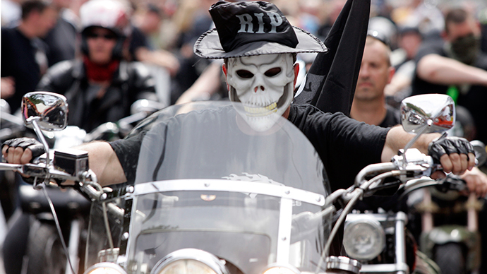 Bikers v ISIS? Dutch motorcycle gang gets green light to fight Islamic State