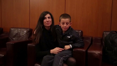 8yo Kosovo boy returns to mother after 5 months in Syria with jihadist father