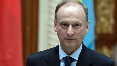 Russian Security Council Secretary Nikolai Patrushev. (RIA Novosti/ Said Tcarnaev)
