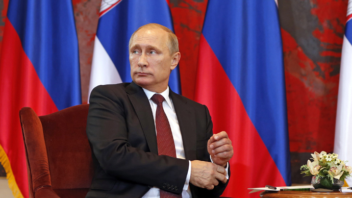 Putin: If Ukraine siphons gas from pipeline, Russia will reduce Europe supplies