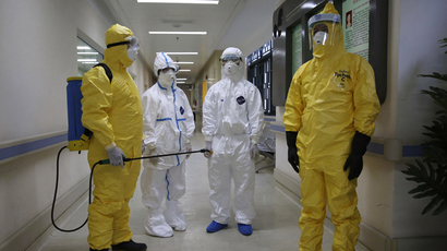 US Army withheld promise from Germany that Ebola virus wouldn't be weaponized